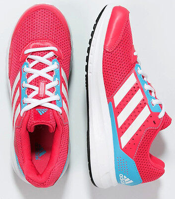 ADIDAS Duramo Girls Running Sports Trainers - Pink Size UK5 - REDUCED!! (102620)