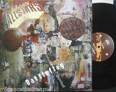"LO-FIDELITY ALLSTARS ~ Battleflag ~ 12"" Single PS"