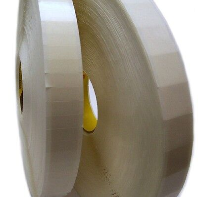 Double Sided Foam Pads Choice of 25x25x2mm or 25x12x2mm Various Quantities