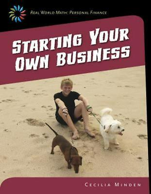 Starting Your Own Business by Cecilia Minden (English) Library Binding Book Free