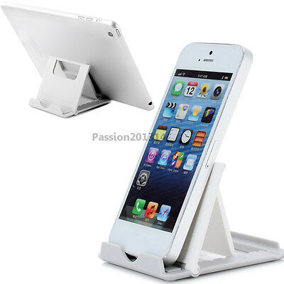 Universal Desk Portable Foldable Stand Holder Cradle For iPhone 6 Samsung Phone