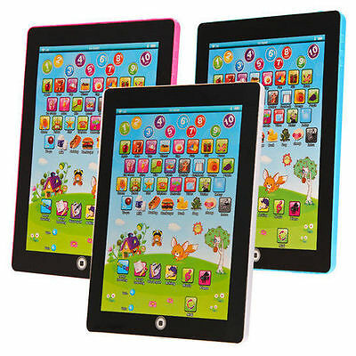 My 1st Educational iPad Tablet Laptop Pre School Learning Tool Children Toy Game