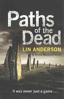 Paths of the Dead by Lin Anderson Paperback Book (English)