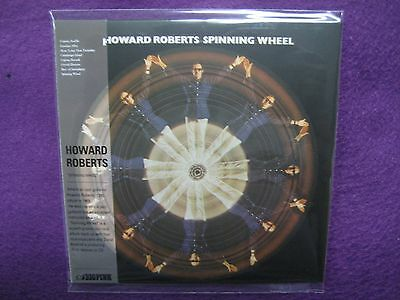 Howard Roberts / Spinning Wheel  Mini Lp Cd New Sealed