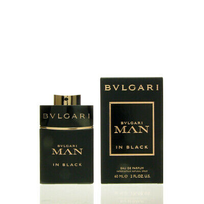 Bulgari Man In Black Eau de Parfum 60 ml EDP NEU OVP