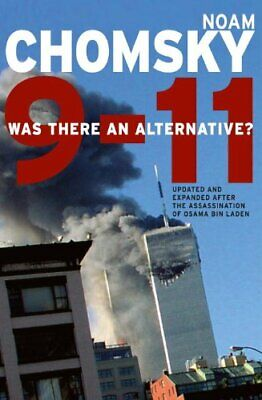 9-11 (Seven Stories' Open Media) by Chomsky, Noam Paperback Book The Cheap Fast