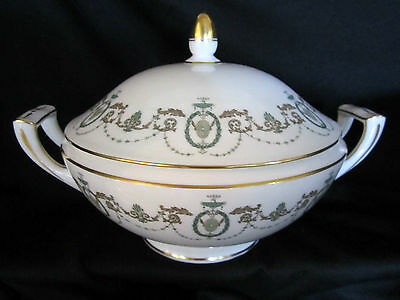 Minton ADAM - Covered Vegetable Bowl
