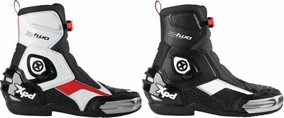 Spidi Sport Mens X-Two X2 Riding Boots