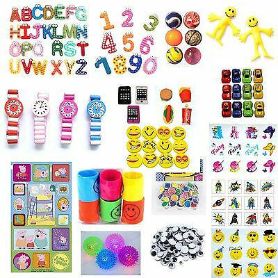 Party Loot Bag Fillers Boys/Girls Favour Lucy Prize Pinata Toys Stocking Fillers