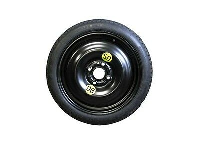 """Ford Fiesta & B-MAX 15"""" Space Saver Spare Wheel 2008-2018* New Jack & Spanner"""