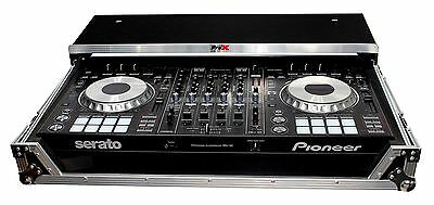 ProX XS-DDJSZWLT DJ Flight Case For Pioneer DDJ-SZ W/Gliding Laptop Shelf+Wheels