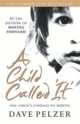 A Child Called It by Pelzer, Dave Paperback Book The Cheap Fast Free Post
