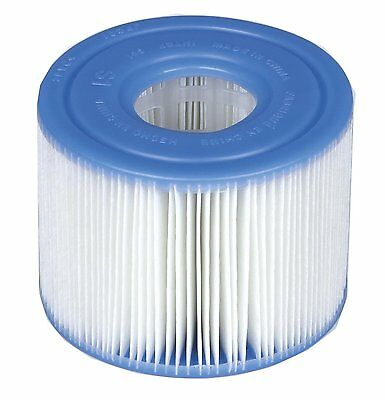 X 2  Cartouches  filtres  de SPA Gonflable Intex Pure Spa  S1 Filtration   29001