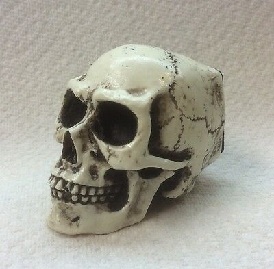 Made in USA Skull Pool Billiards Cue Chalker Holder Chalk joint protectors 30-Ch