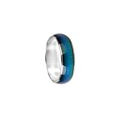 Temperature Color Changing Mood Ring Band US Size 7.5