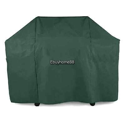 """100% Waterproof Barbeque Grill Heavy Duty Cover Outdoor Protection Large 65"""" USA"""