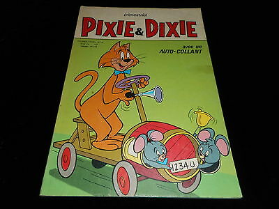 Pixie & Dixie 3 Editions Sagédition décembre 1975