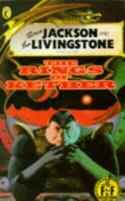 Rings of Kether (Puffin Adventure Gamebooks), Chapman, Andrew Paperback Book The