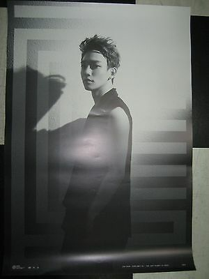 EXO From, EXOPLANET #1 : The Lost Planet In Seoul [CHEN VERSION] POSTER NEW