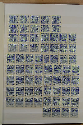 Lot 23514 Collection REPRINTS of stamps of Samoa 1877.