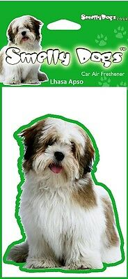 Lhasa Apso (b) Fragrant Air Freshener - Perfect Gift