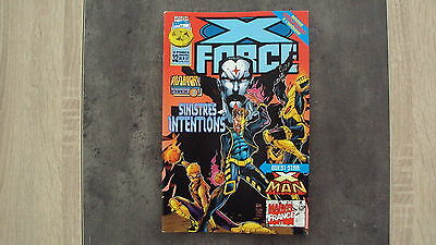 Comics / X-Force - sinistre intention n°32 - 01/1998