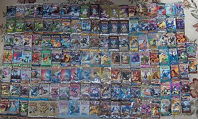 POKEMON Lot de plus de 60 POCHETTES de BOOSTERS VIDES à partir de 1999