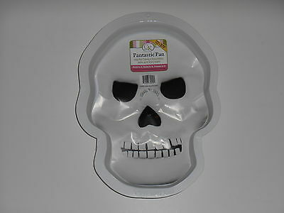 Skull Halloween Chocolate Candy Mold from CK #3612 NEW