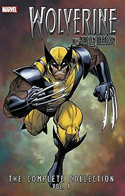 Wolverine By Jason Aaron: The Complete Collection - Vol. 4  NEW Marvel TPB