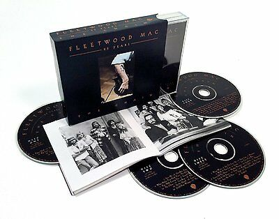 FLEETWOOD MAC - 25 YEARS - THE CHAIN 4 CD ALBUM BOX SET (Very Best Of)