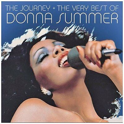 DONNA SUMMER - THE JOURNEY - THE VERY BEST OF 2 CD (Greatest Hits)