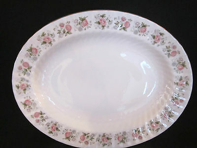 Minton SPRING BOUQUET- Oval Platter BRAND NEW