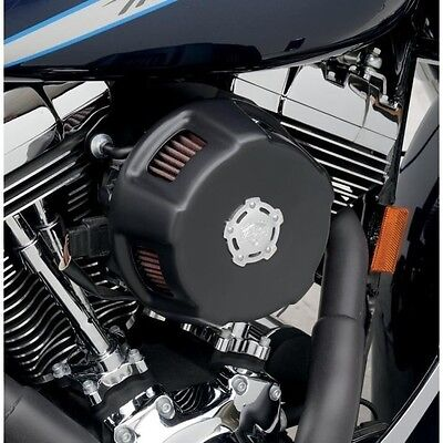 VO2 Air Intake with Duke Cover Vance & Hines Black 40005