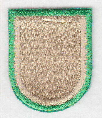 Army Beret Patch:  600th Quartermaster Company