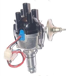 Mg Mgb Gt 1.8 1966 To 1980 Lucas 25D4 Electronic Distributor With Top Entry Push