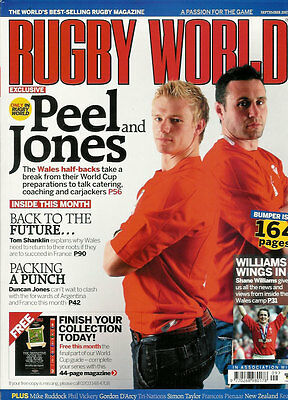 RUGBY WORLD MAGAZINE September 2007