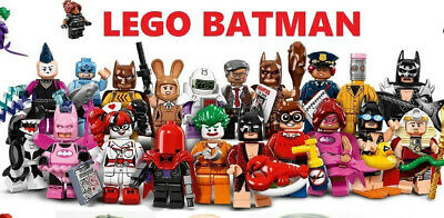 Lego Minifigures Genuine 2016 Dc Super Heroes Mini Figures. New Batman, Superman