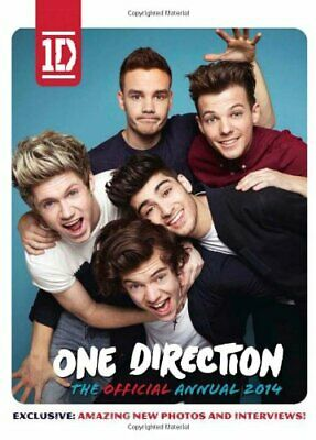One Direction: The Official Annual 2014 (Annuals 2014) by One Direction Book