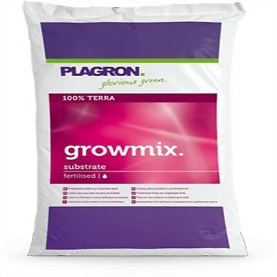 Plagron Light, Grow, All, Royality, Bat, Coco Mix 50 L Liter Erde Anzucht Pflanz