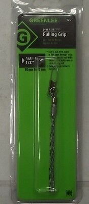 Greenlee 125 D'VERSIBIT Pulling Grip 3/8 to 1/2 USA
