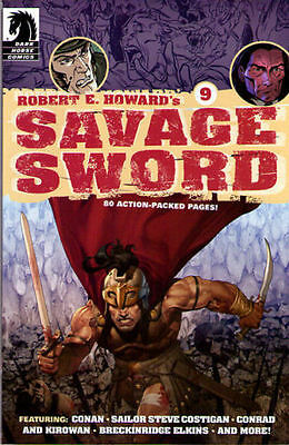 Savage Sword #9 (NM)`14 Various