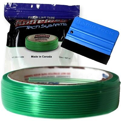 1,25€/m 10m x3mm Knifeless Tape Finish Line Folien schneiden ohne Messer WrapCut