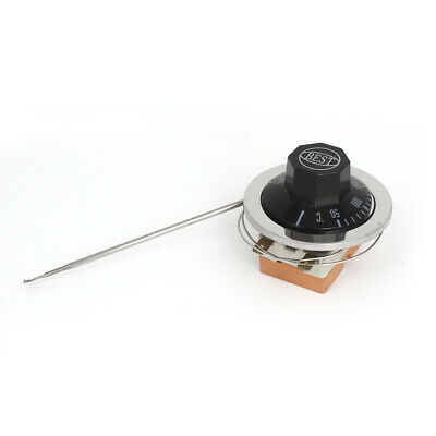 AC 250V 16A 50-300C Electric Oven Temperature Control Capillary Thermostat