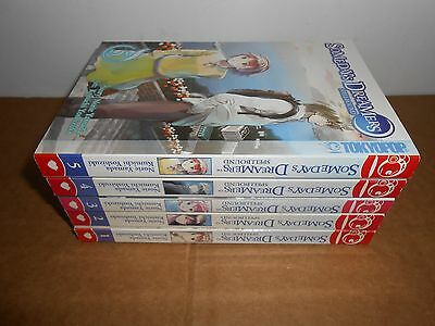 Someday's Dreamers: Spellbound vol. 1 2 3 4 5 Manga Book Complete Lot in English