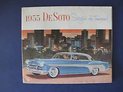 1955 DeSoto Full Line Sales Brochure C5938