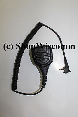Waterproof Speaker Mic for Vertex VX-231 260 & More **Ships from Wisconsin**
