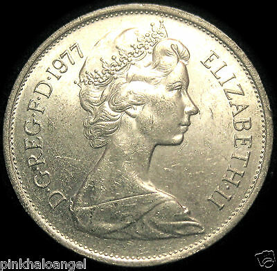 United Kingdom - English 10 New Pence Coin - Large Coin  Queen Elizabeth II