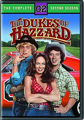 The Dukes of Hazzard ~ Complete 2nd Second Season 2 Two ~ NEW 4-DISC DVD SET