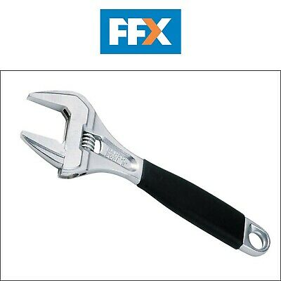 Bahco 9031C Adjustable Wrench Extra Wide Jaw 38mm Capacity Chrome