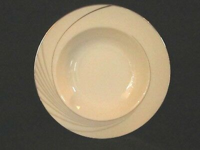 Noritake - STERLING TIDE - Rim Soup Bowl BRAND NEW